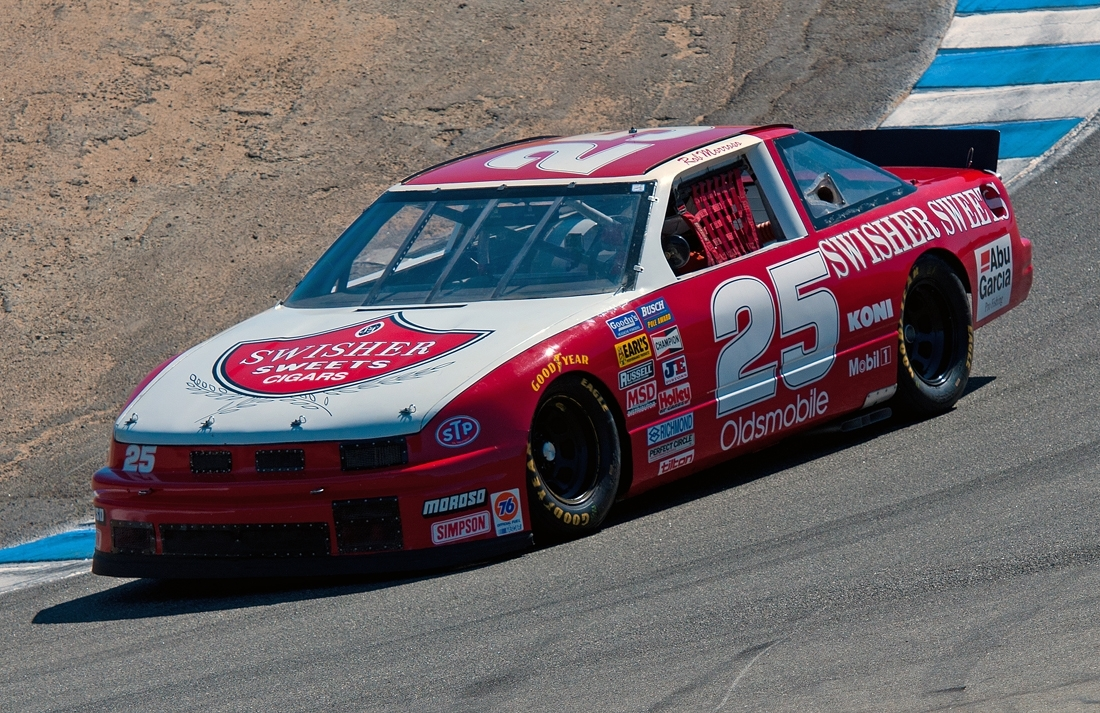 1986 Buick Regal >> DAVID*S & NASCAR Cars @ Laguna Seca