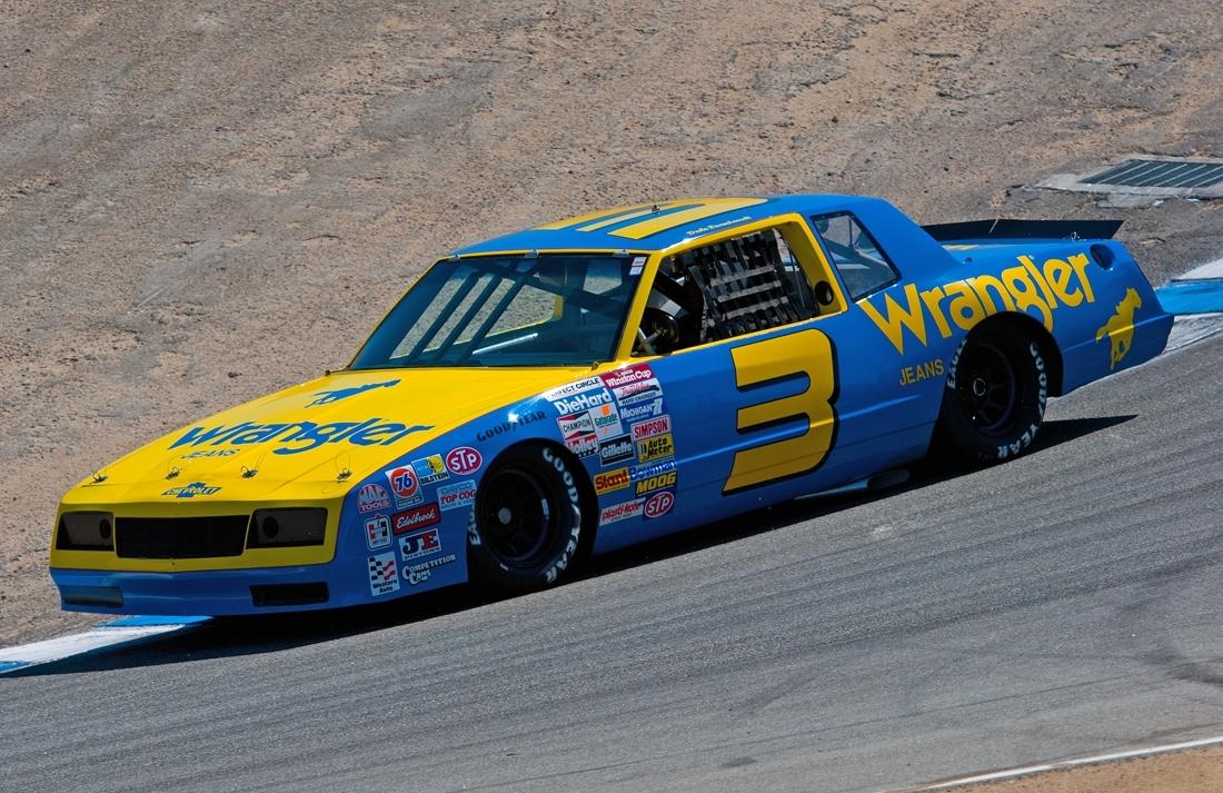 Ron Baker Chevrolet >> DAVID*S & NASCAR Cars @ Laguna Seca