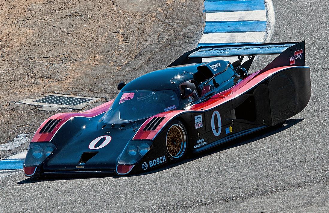 DAVIDS IMSA GTP Amp Group C PROTOTYPES Laguna Seca